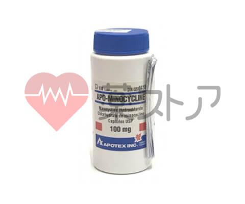 アポミノサイクリン(ミノマイシン)
