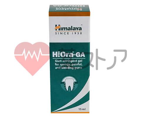 HiOra-GAジェル(歯周病予防)