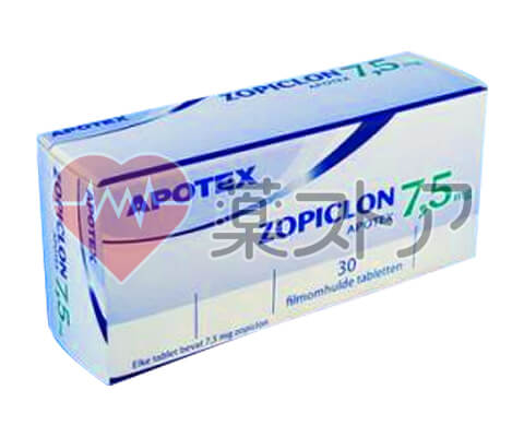 APOゾピクロン(アモバン)