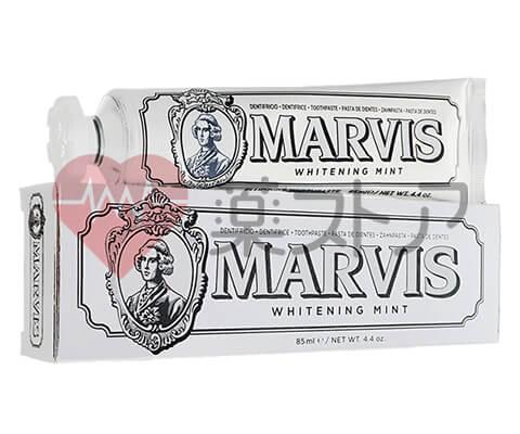 MARVISホワイトニングトゥペースト